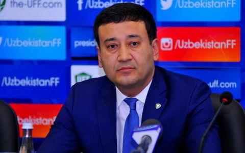 Умид Аҳмаджонов эртага Франция футбол федерацияси раҳбарлари билан учрашади