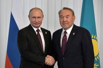 Назарбоев истеъфога чиқишдан олдин Путин билан маслаҳатлашган