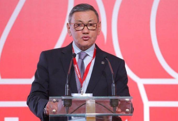 Президент AIBA Гафур Рахимов уходит в отставку