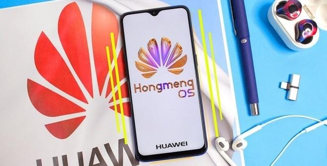 Huawei использует Hongmeng OS в умных телевизорах