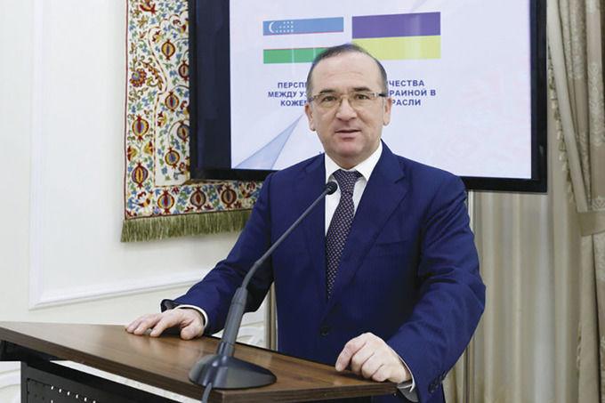 Алишер Абдуалиев назначен заместителем министра иностранных дел