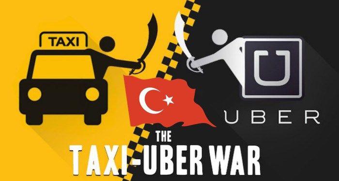 Ўзимизникидан қўймасин, бизга «Uber» керак эмас!