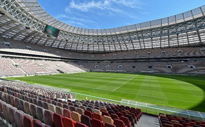 ФИФА майдонда туриб томоша қилиш учун энг яхши стадионни аниқлади