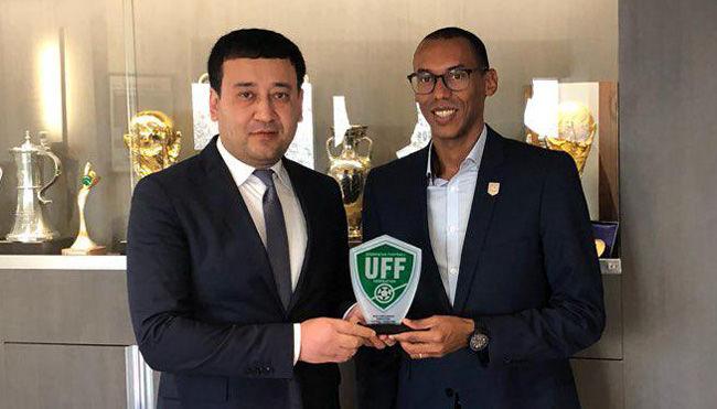 Франция футбол федерацияси вакиллари Ўзбекистонга қачон келиши маълум бўлди