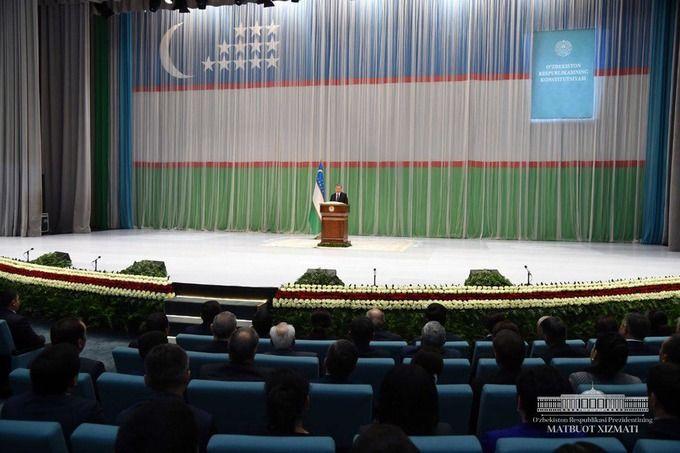 Президент жазо ўтаётган 136 нафар шахсни афв этди