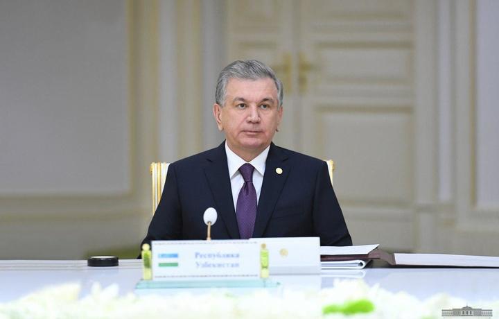 Shavkat Mirziyoyev O'zbekistonning MDHda raisligi davridagi to'rtta asosiy maqsadni aytib o'tdi