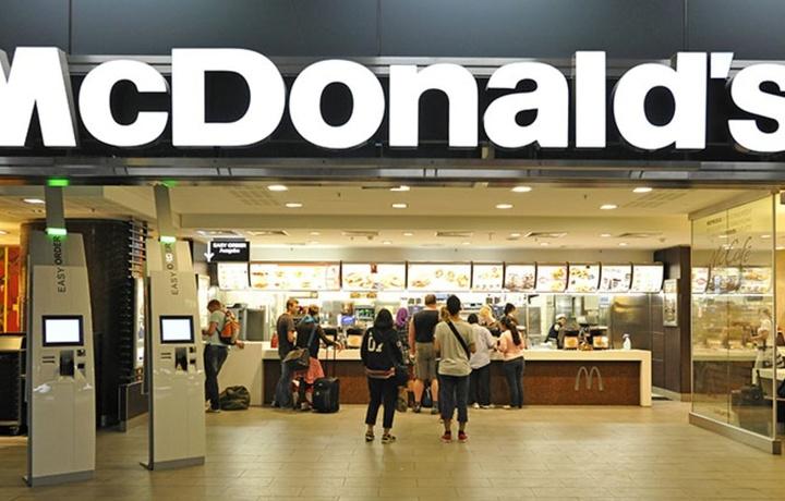 McDonald's в Австрии станут филиалами посольства США