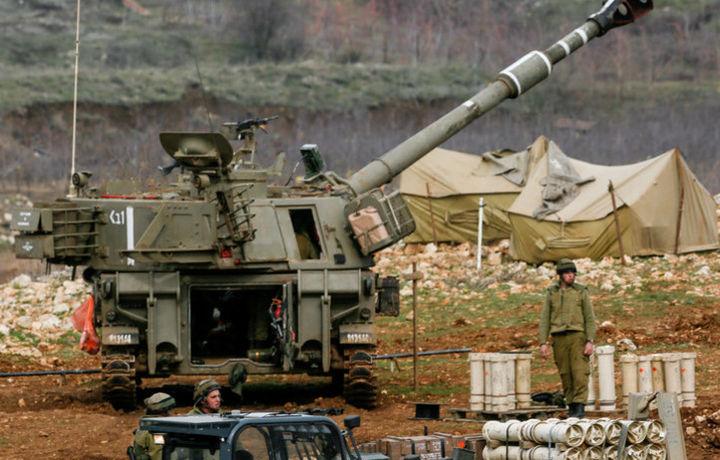 Израиль сбил сирийский беспилотник