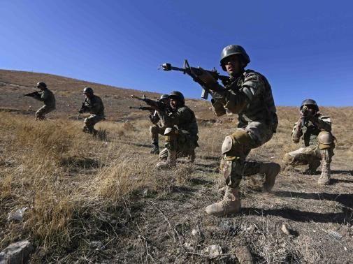 Афганские военные ликвидировали 58 боевиков