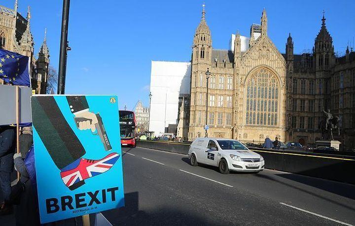 Правительство Британии проиграло в парламенте голосование по Brexit