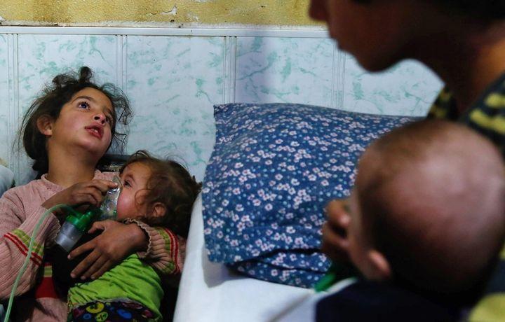 Буюк Британия: «Россия ва Сурия КҚТТ миссиясининг Думага киришига рухсат бермади»