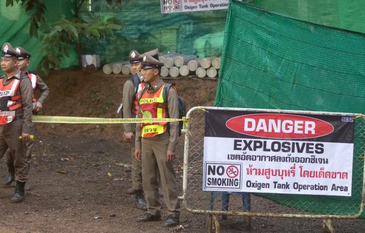Эвакуация детей в Таиланде возобновится 10 июля