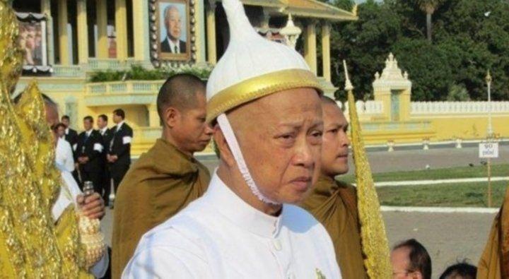 Камбоджа шаҳзодаси йўл-транспорт ҳодисасида яраланди