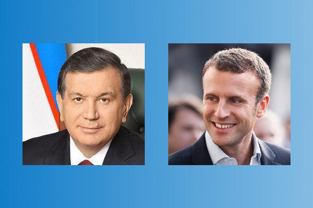 Шавкат Мирзиёев отправится с визитом во Францию