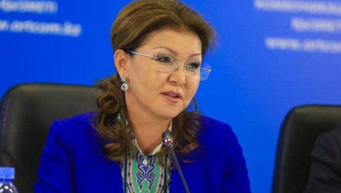 Дочь Назарбаева избрана спикером Сената Парламента РК