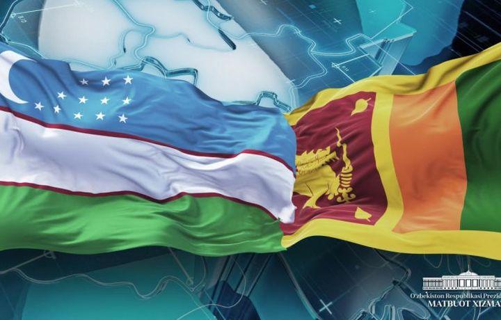 Shavkat Mirziyoyev Shri-Lanka Prezidentiga ta'ziya bildirdi