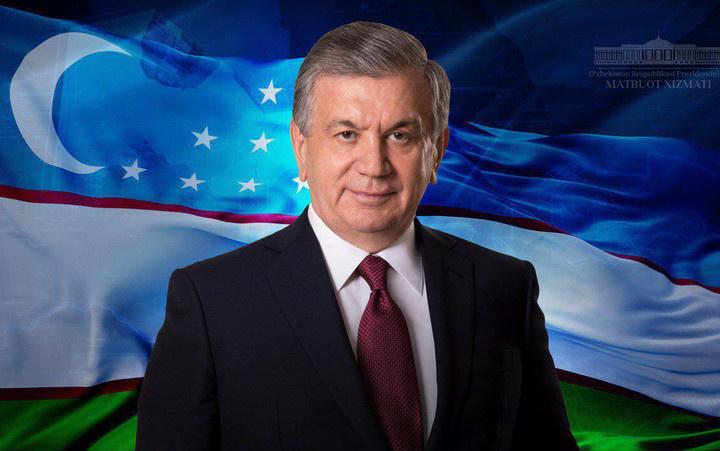 Шавкат Мирзиёев поздравил журналистов и блогеров