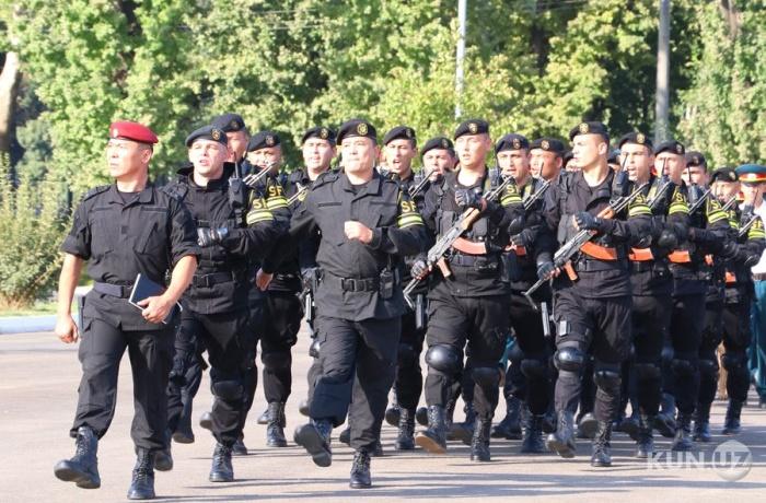 Главное управление охраны МВД передано в Национальную гвардию