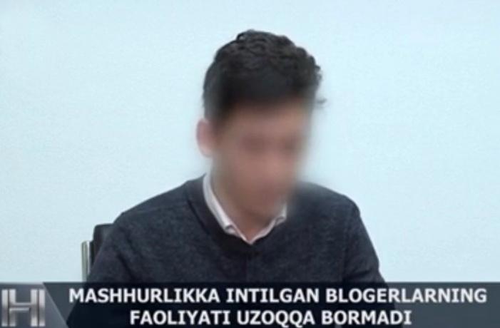 «Rus blogerlariga havas qilib…» IIBB mashhurlikka intilgan blogerlarni fosh qildi (video)