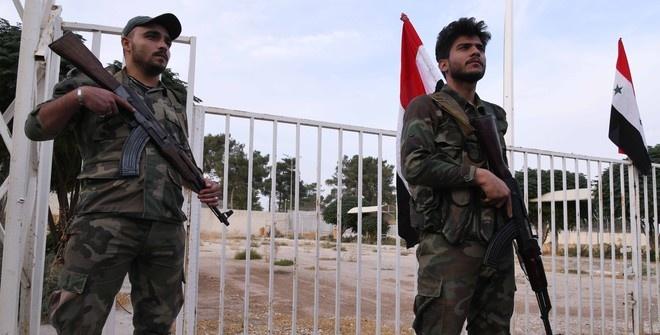 Сирийцы окружили турецкую армию в Рас эль-Айне