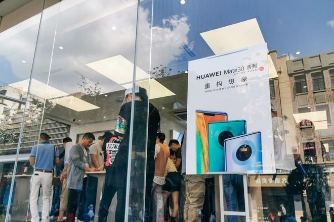 Huawei отгрузила почти 7 млн 5G-смартфонов в 2019 году