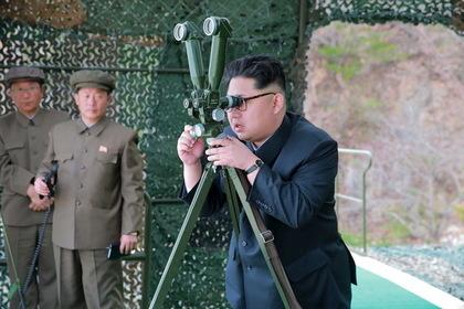 Шимолий Корея янги қуролни синовдан ўтказди