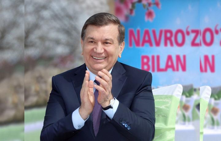 Шавкат Мирзиёев Наврўзни нишонлаш бўйича қарор имзолади