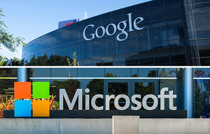 Бир гуруҳ ўқитувчилар «Microsoft» компаниясида малака ошириб келишди