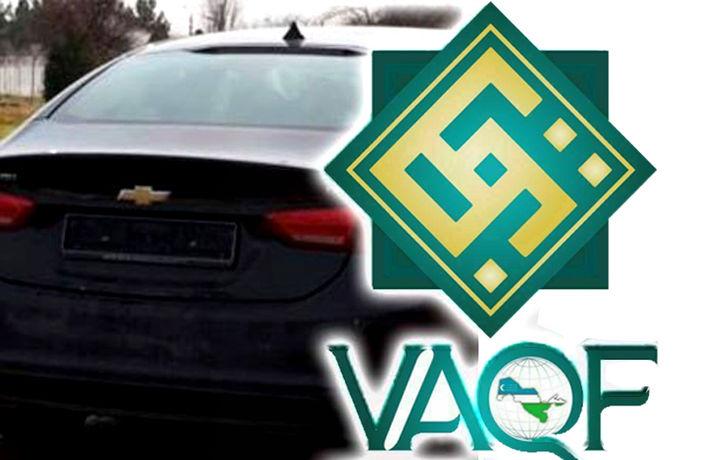 «Vaqf» raisi «Malibu-2» oldimi?