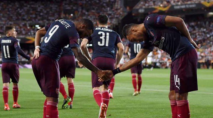 Европа лигаси финалига ҳам инглиз клублари чиқди — «Арсенал» ва «Челси»