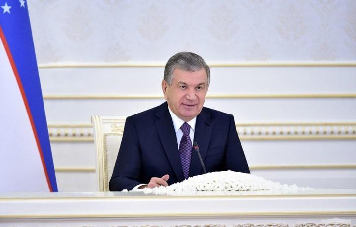 Shavkat Mirziyoyev raisligida videoselektor yig'ilishi o'tkazildi
