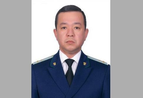 Бывший прокурор Ферганы назначен прокурором Сурхандарьинской области