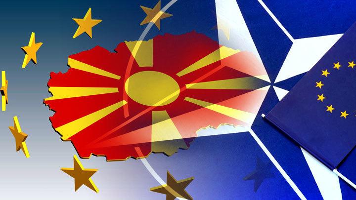 Македония на пути в НАТО и ЕС (инфографика)
