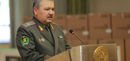 Абдусалом Азизов назначен главой СГБ