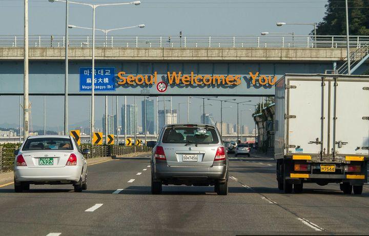 Жанубий Корея йўлларида: 42 йиллик тарихий рекорд янгиланди