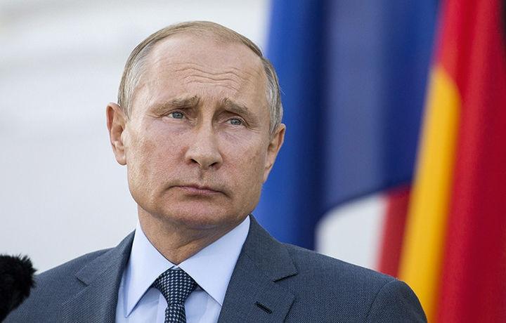 Путин выразил соболезнования президенту Индии