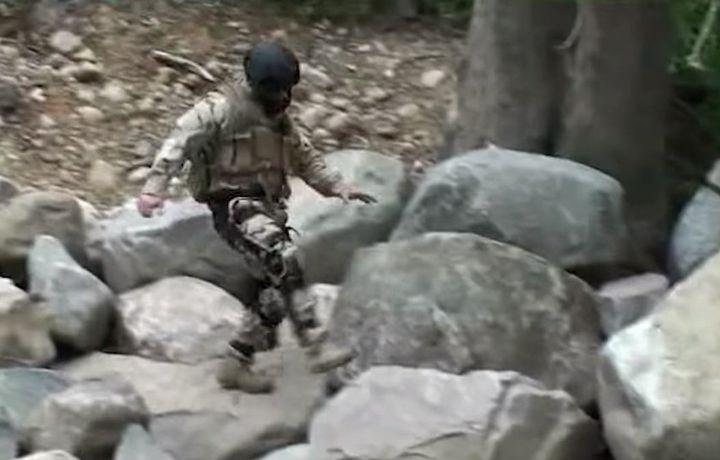 АҚШ армияси учун жанговар экзоскелет яратилди (видео)