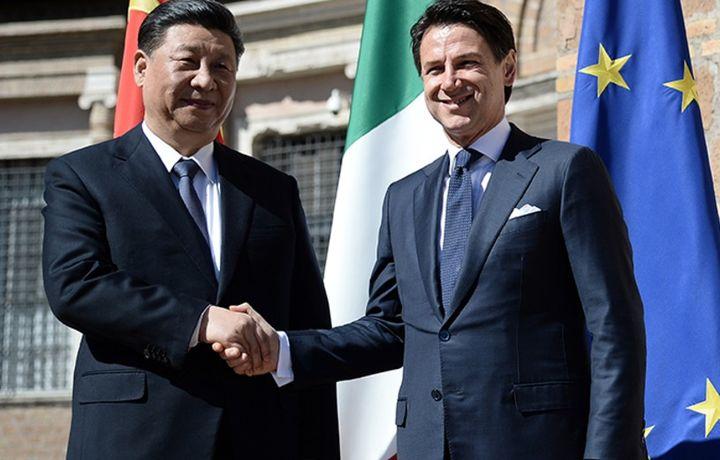 Италия и Китай подписали меморандум о сотрудничестве