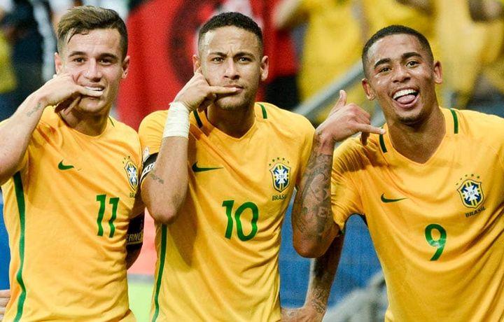 Бразилия терма жамоаси «ЖЧ-2018»да ғалаба қозонса, ҳар бир ўйинчи 1 миллион доллардан олади