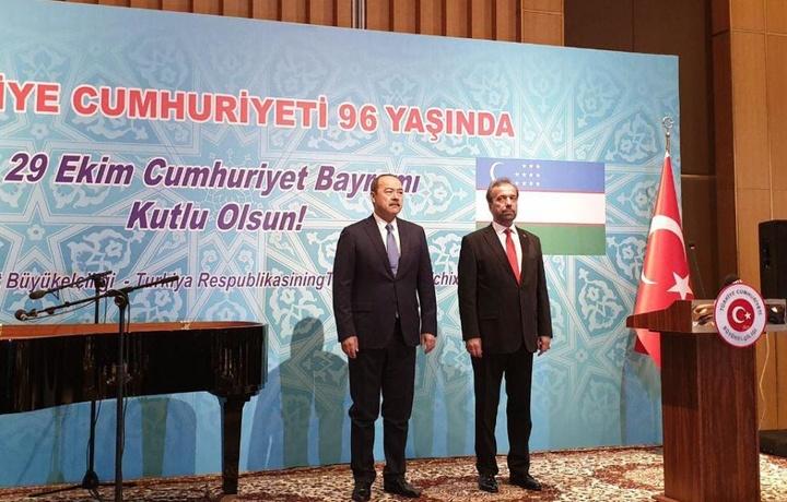 Turkiya: «Jumhuriyat shahidlar qoni badaliga barpo etilgan»