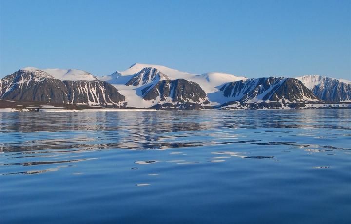 Арктикада бешта янги орол кашф этилди