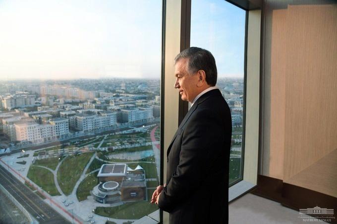 «Hilton Tashkent City»dagi prezident lyuksi nomerlari narxi ma'lum bo'ldi