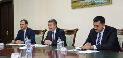 Министр Мининфокома встретился с главным операционным директором Veon Group Шеллем Мортеном Йонсеном