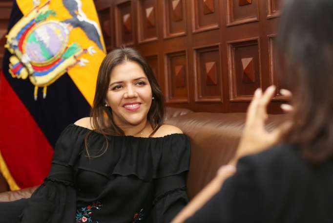 Эквадор вице-президенти истеъфога чиқарилди