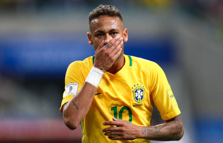 Бразилия: Неймар не готов на 100 процентов