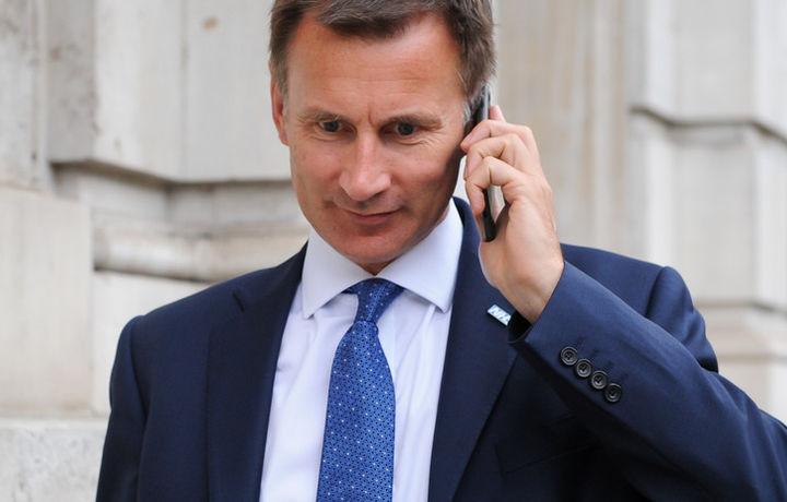 Хант назначен новым главой МИД Британии