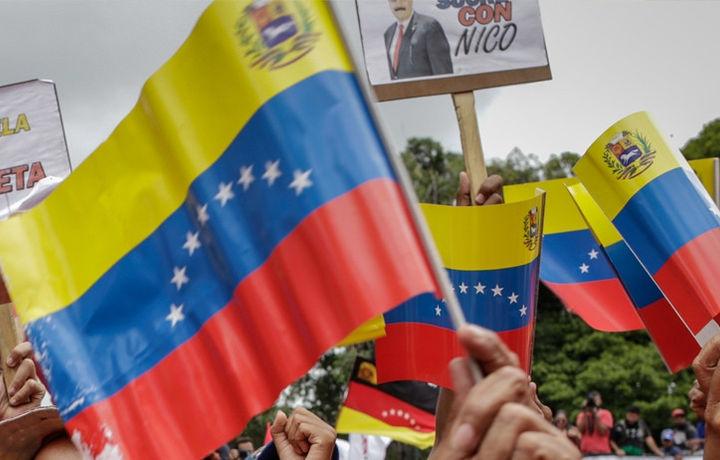 Неизвестные напали на посольство Венесуэлы в Перу