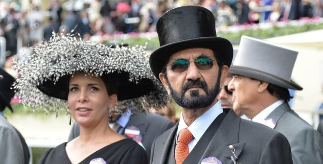 Эмир Дубая и принцесса Хайя официально заявили о разводе