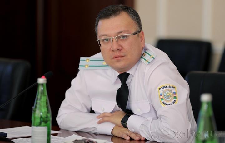 Бош прокурор матбуот котиби телеграмда шахсий канал очди