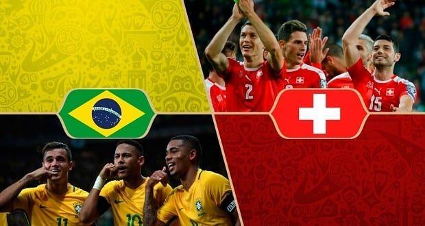 ЧМ-2018: Бразилия — Швейцария. Превью матча